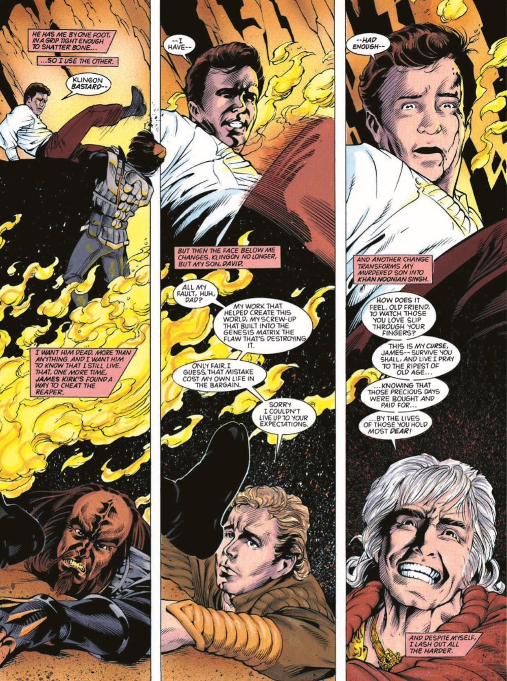 StarTrek_DebtofHonor-pr-5-1 ComicList Previews: STAR TREK DEBT OF HONOR CLASSIC EDITION GN