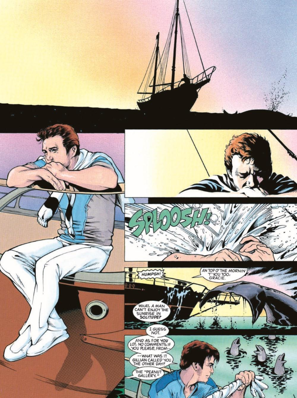 StarTrek_DebtofHonor-pr-7-1 ComicList Previews: STAR TREK DEBT OF HONOR CLASSIC EDITION GN
