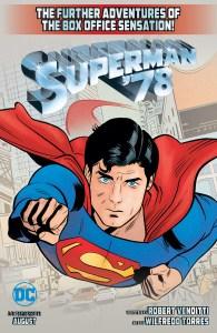 Superman-78_6102d8257aaf67.68592085-195x300 DC's SUPERMAN '78 takes flight August 24