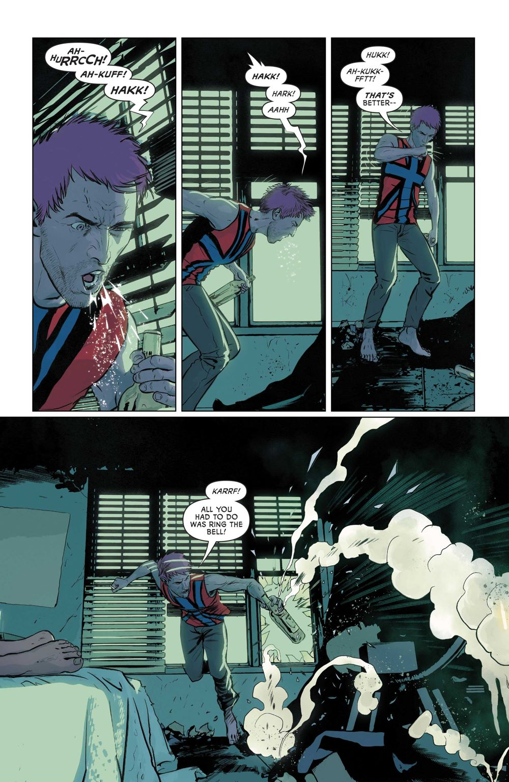 Superman-and-the-Authority-1-9_60ee602205a611.89269500 ComicList Previews: SUPERMAN AND THE AUTHORITY #1 (OF 4)