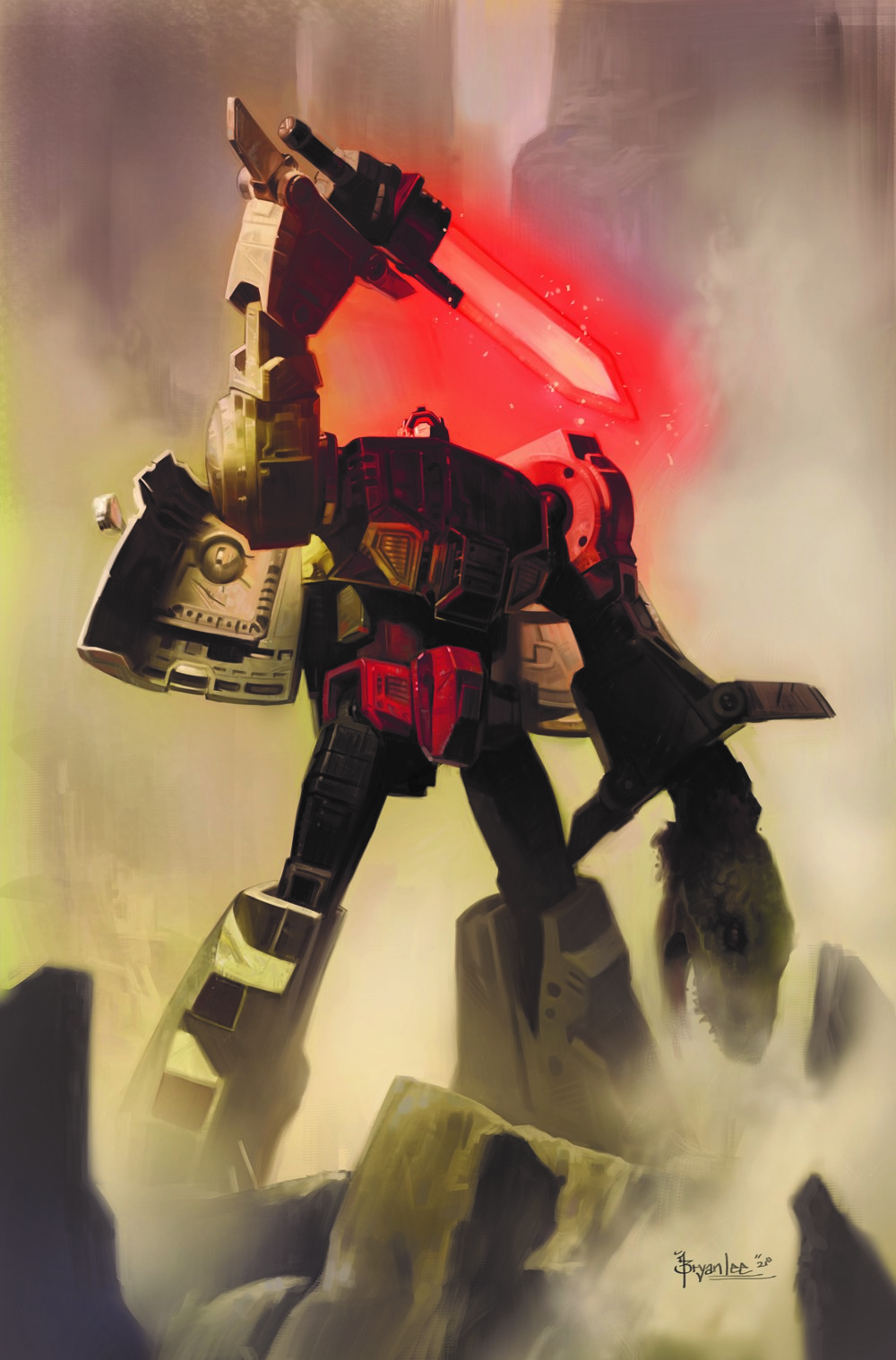 TFGrimlock-03-Cover-A-1 IDW Publishing October 2021 Solicitations