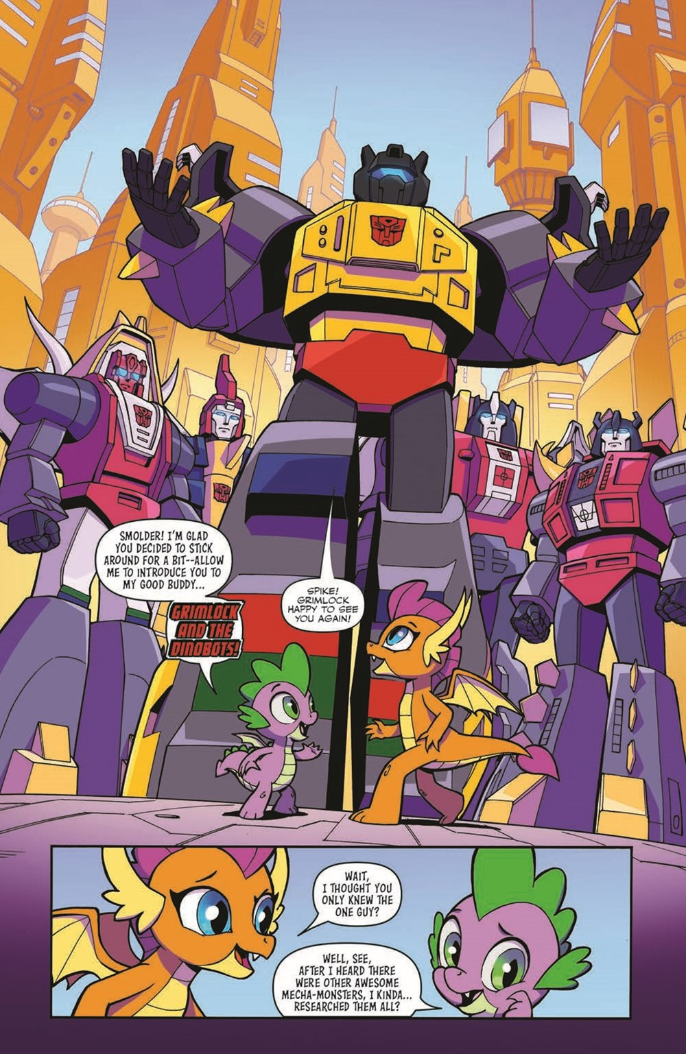 TFMLP2-04-pr-3 ComicList Previews: MY LITTLE PONY TRANSFORMERS II #4 (OF 4)