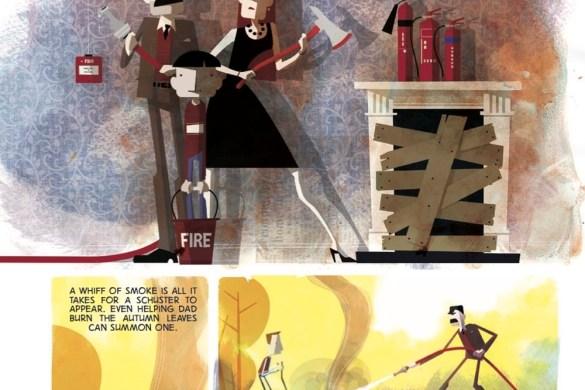 THE-JUNCTION_Page-71 Titan Comics announces Norm Konyu's graphic novel THE JUNCTION