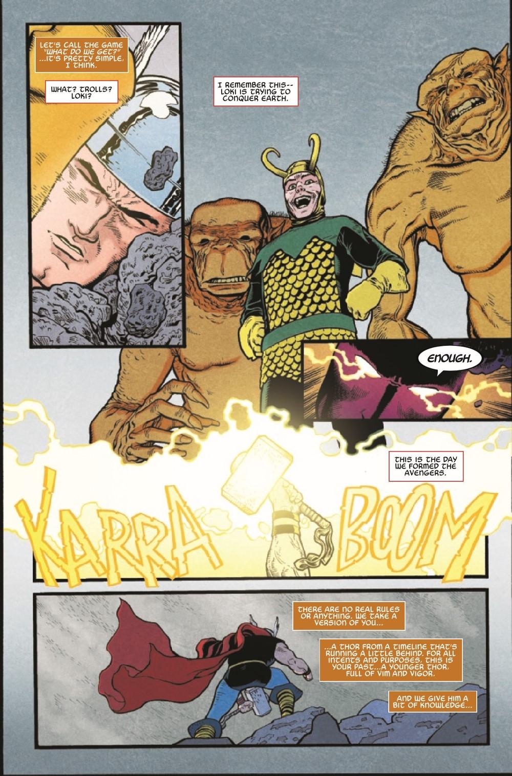THORANN2021001_Preview-4 ComicList Previews: THOR ANNUAL #1