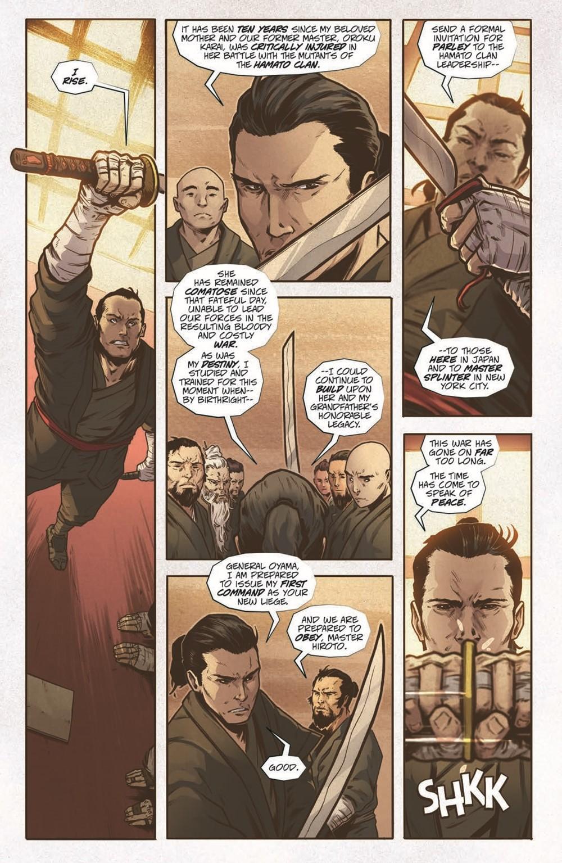 TMNT-LastRonin03_2nd_pr-4 ComicList Previews: TEENAGE MUTANT NINJA TURTLES THE LAST RONIN #3 (OF 5)(2ND PRINTING)