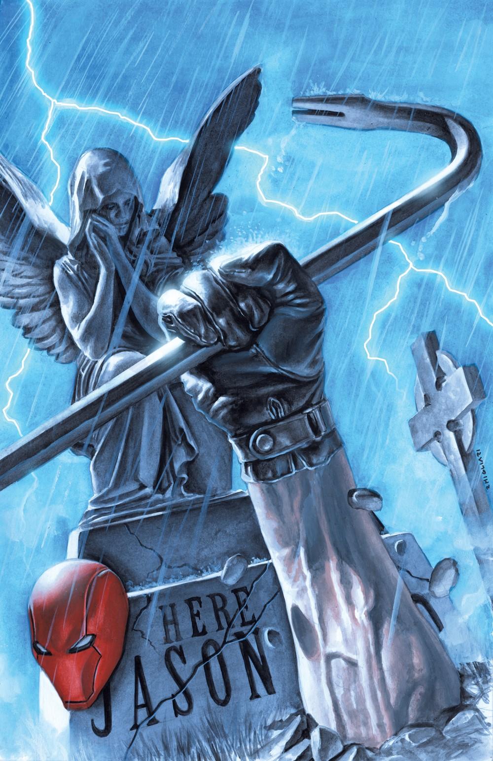 Task-Force-Z-1-Teams-Variant-Cover DC Comics October 2021 Solicitations