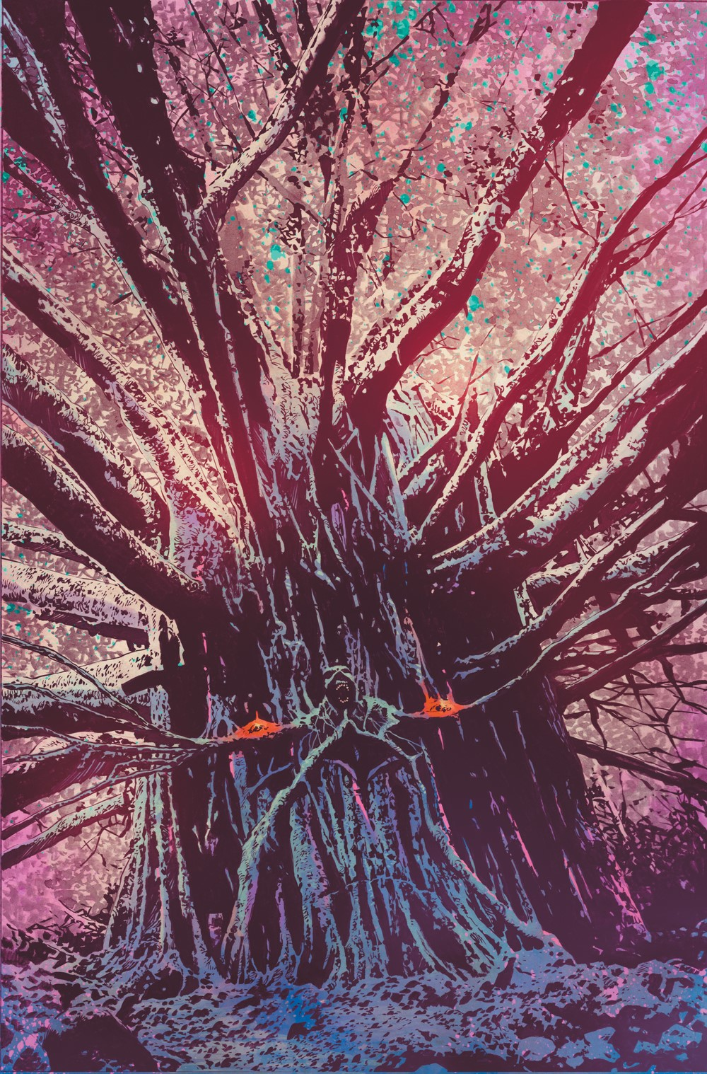 The-Swamp-Thing-8-Main-Cover DC Comics October 2021 Solicitations