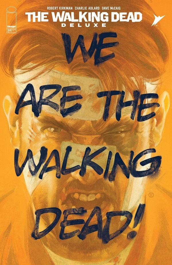 TheWalkingDeadDeluxe_24c_tedesco Image Comics October 2021 Solicitations