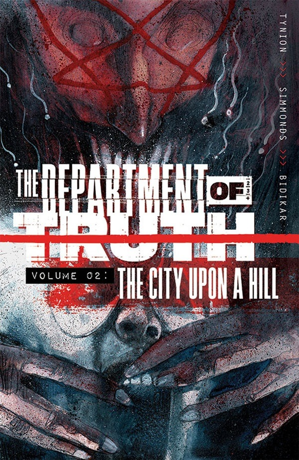 Thedeptmentoftruth_tp2 Image Comics October 2021 Solicitations