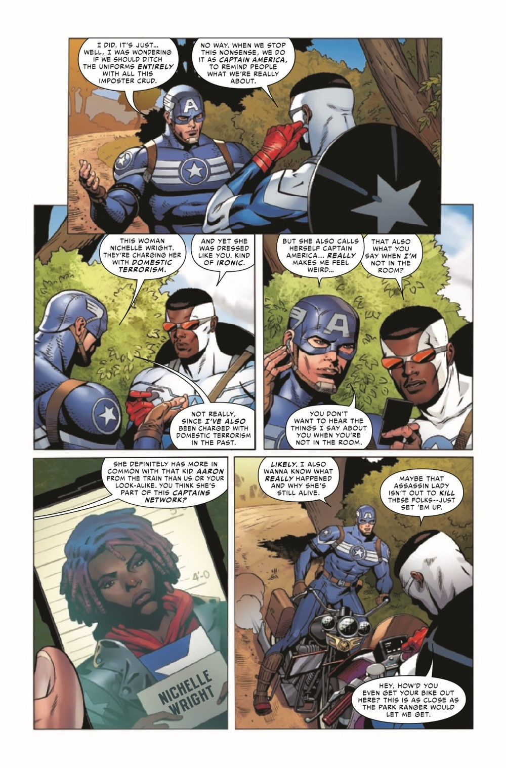 USCAPA2021002_Preview-4 ComicList Previews: UNITED STATES OF CAPTAIN AMERICA #2 (OF 5)