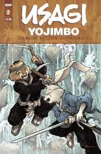 Usagi-DBC02_cvrA-198x300 ComicList Previews: USAGI YOJIMBO THE DRAGON BELLOW CONSPIRACY #2 (OF 6)