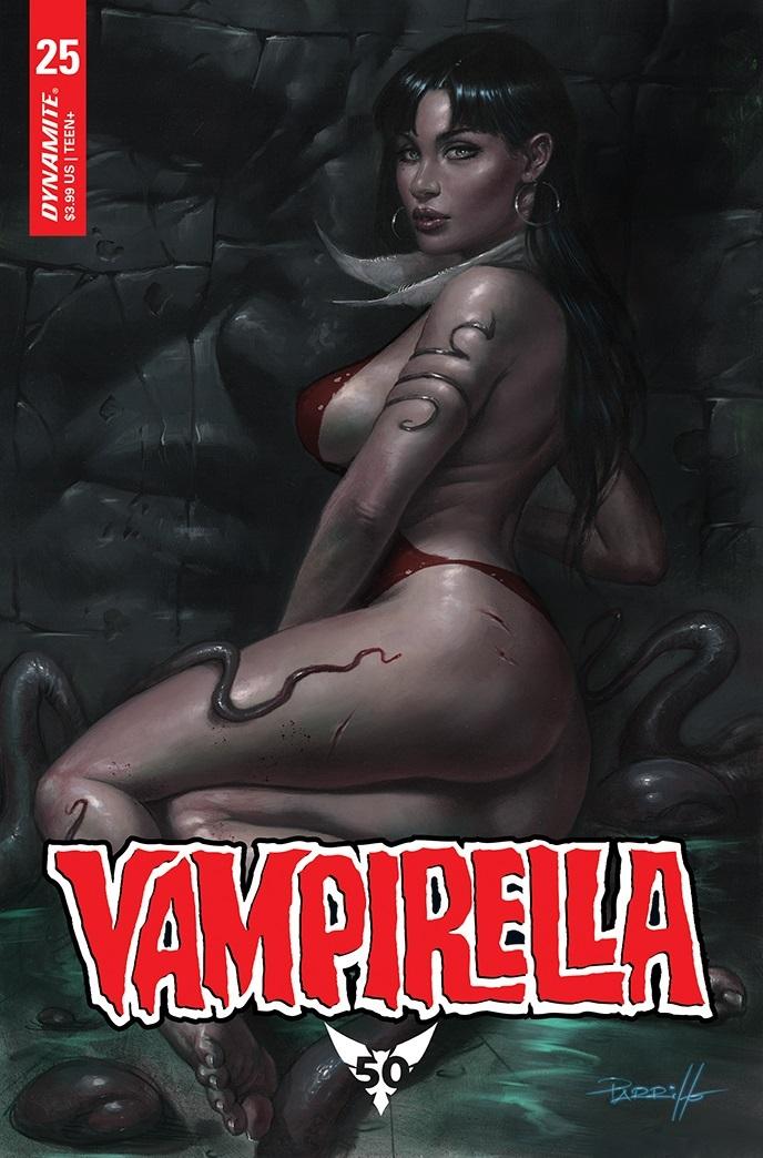 Vampi-25-25011-A-Parrillo Dynamite Entertainment October 2021 Solicitations