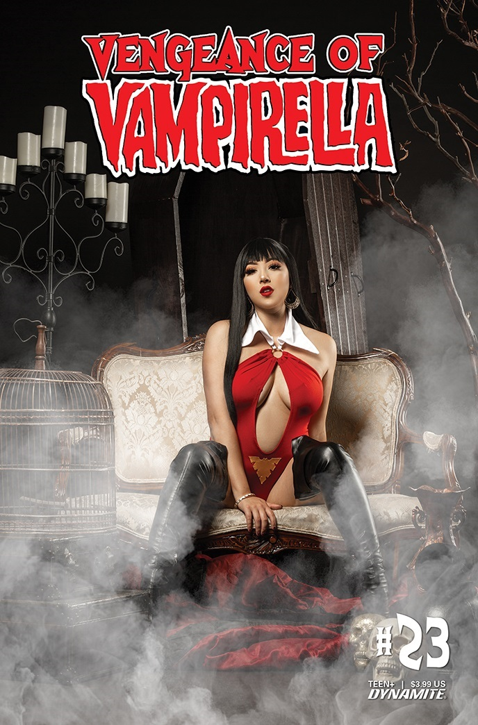 VoV23-23041-D-Cosplay-1 Dynamite Entertainment October 2021 Solicitations