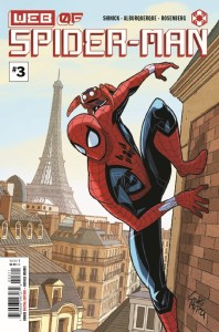 WEBOFSM2020003_Preview-1-198x300 ComicList Previews: W.E.B. OF SPIDER-MAN #3 (OF 5)