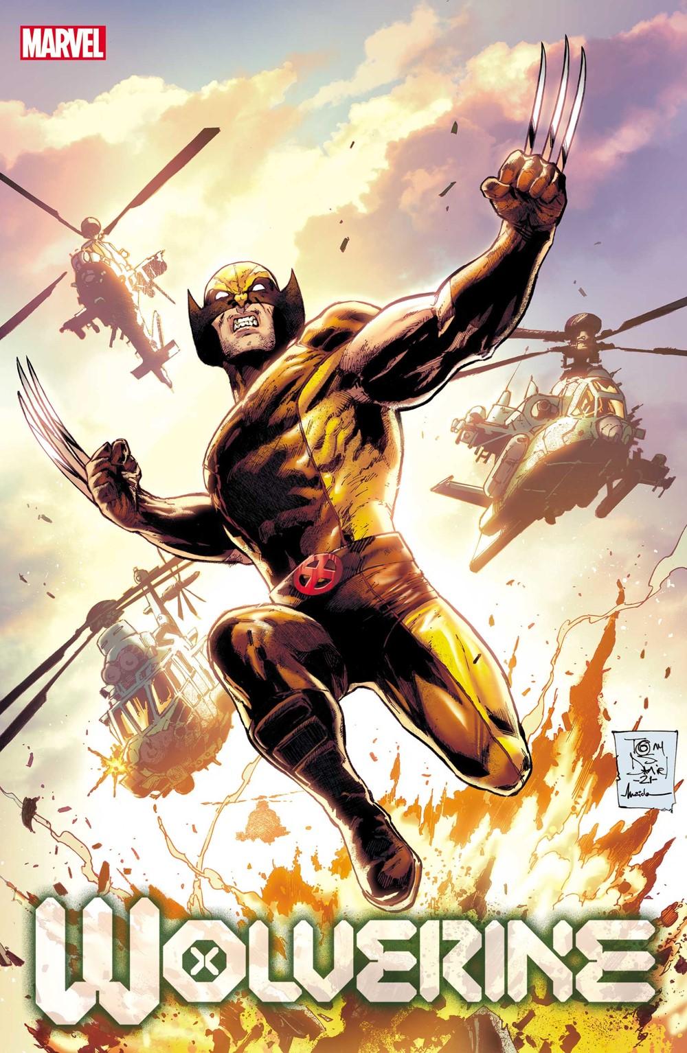 WOLV2020017_Daniel_var_col Marvel Comics October 2021 Solicitations