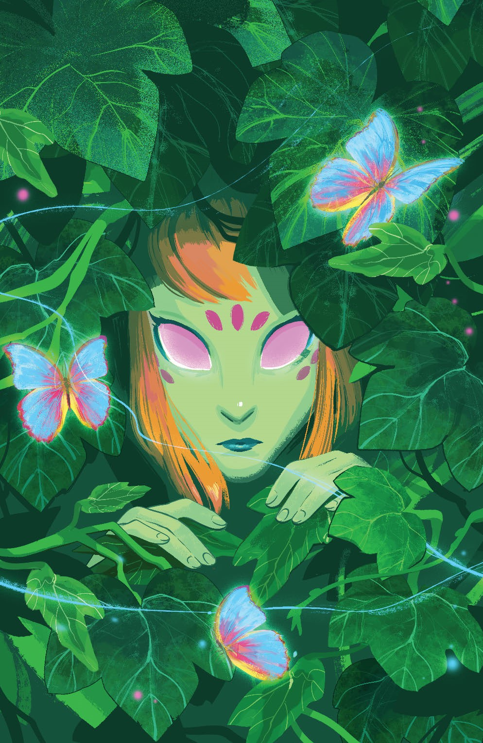Wynd_009_Cover_C_Variant_LOW ComicList Previews: WYND #9