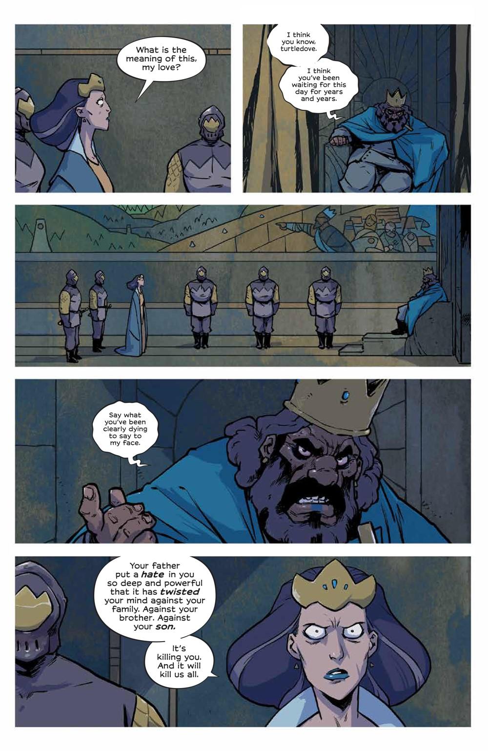 Wynd_009_PRESS_4 ComicList Previews: WYND #9