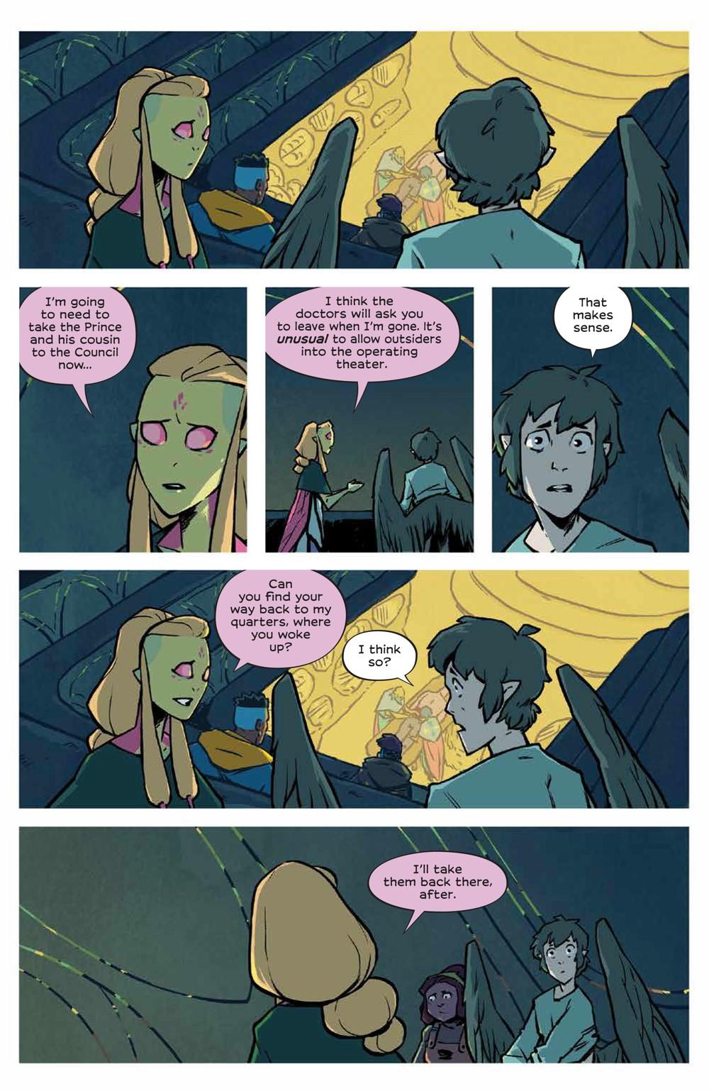 Wynd_009_PRESS_8 ComicList Previews: WYND #9