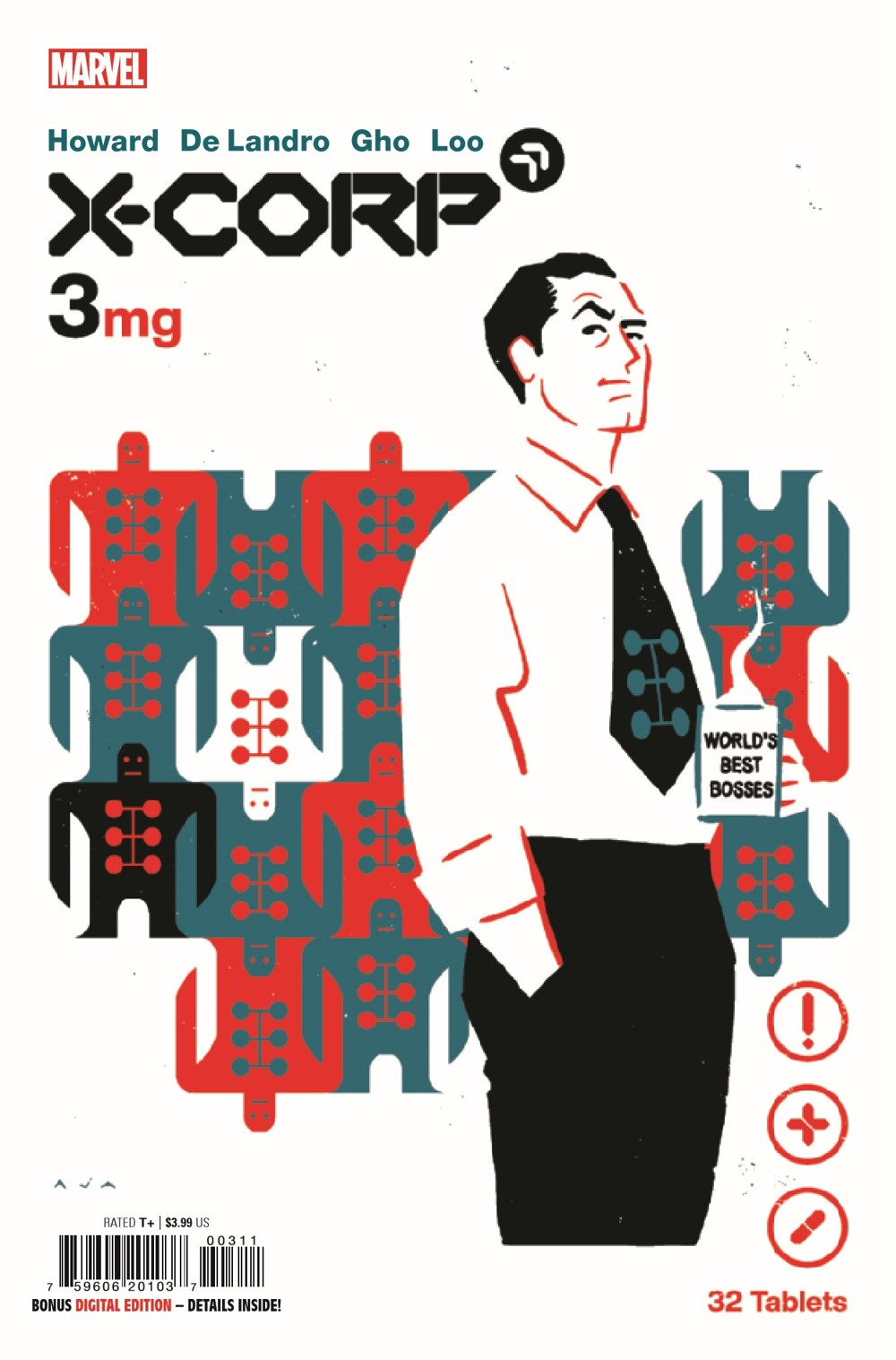 XCORP2021003_Preview-1 ComicList Previews: X-CORP #3