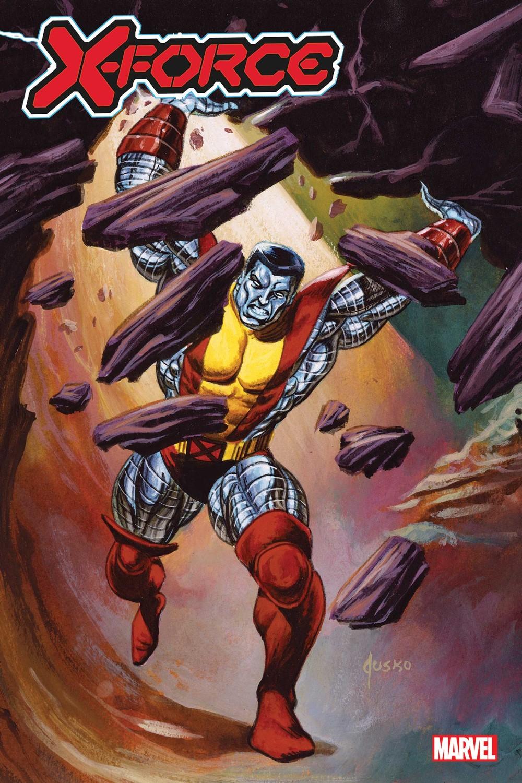 XFORCE2019024_MP_VAR-1 Marvel Comics October 2021 Solicitations