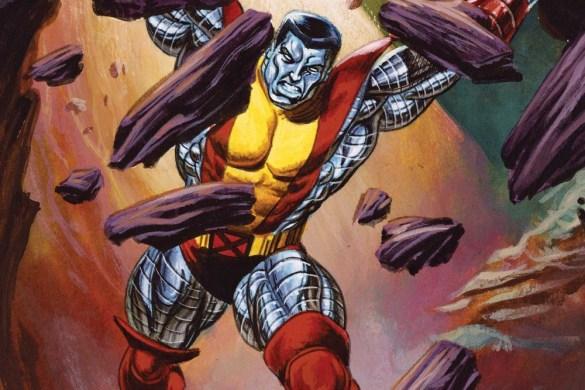 XFORCE2019024_MP_VAR Joe Jusko masters the art of Marvel Masterpieces trading card illustrations