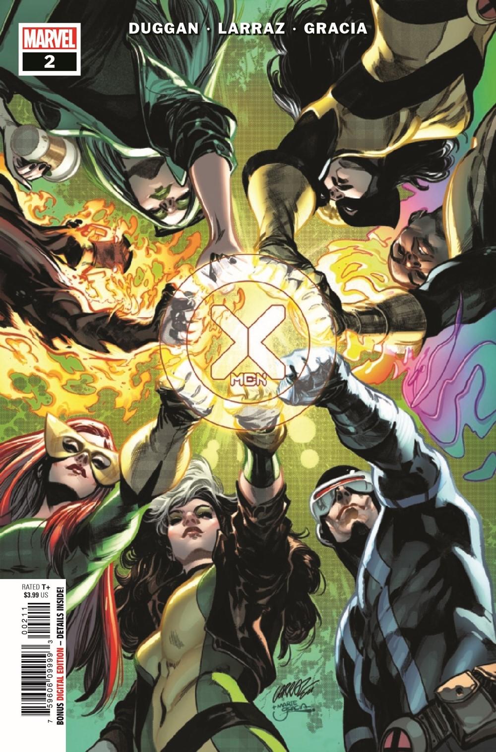 XMEN2021002_Preview-1 ComicList Previews: X-MEN #2