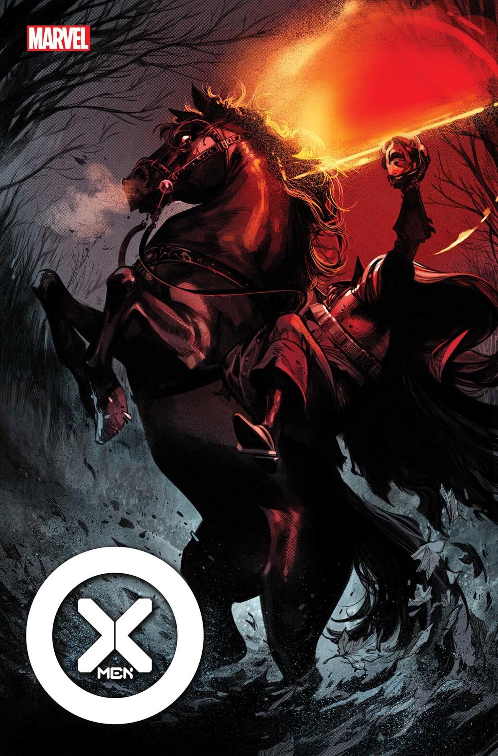 XMEN2021004_cov Marvel Comics October 2021 Solicitations