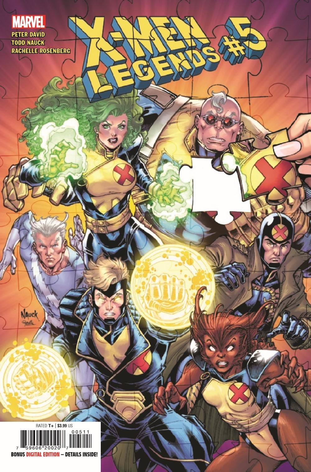 XMLEGENDS2021005_Preview-1 ComicList Previews: X-MEN LEGENDS #5
