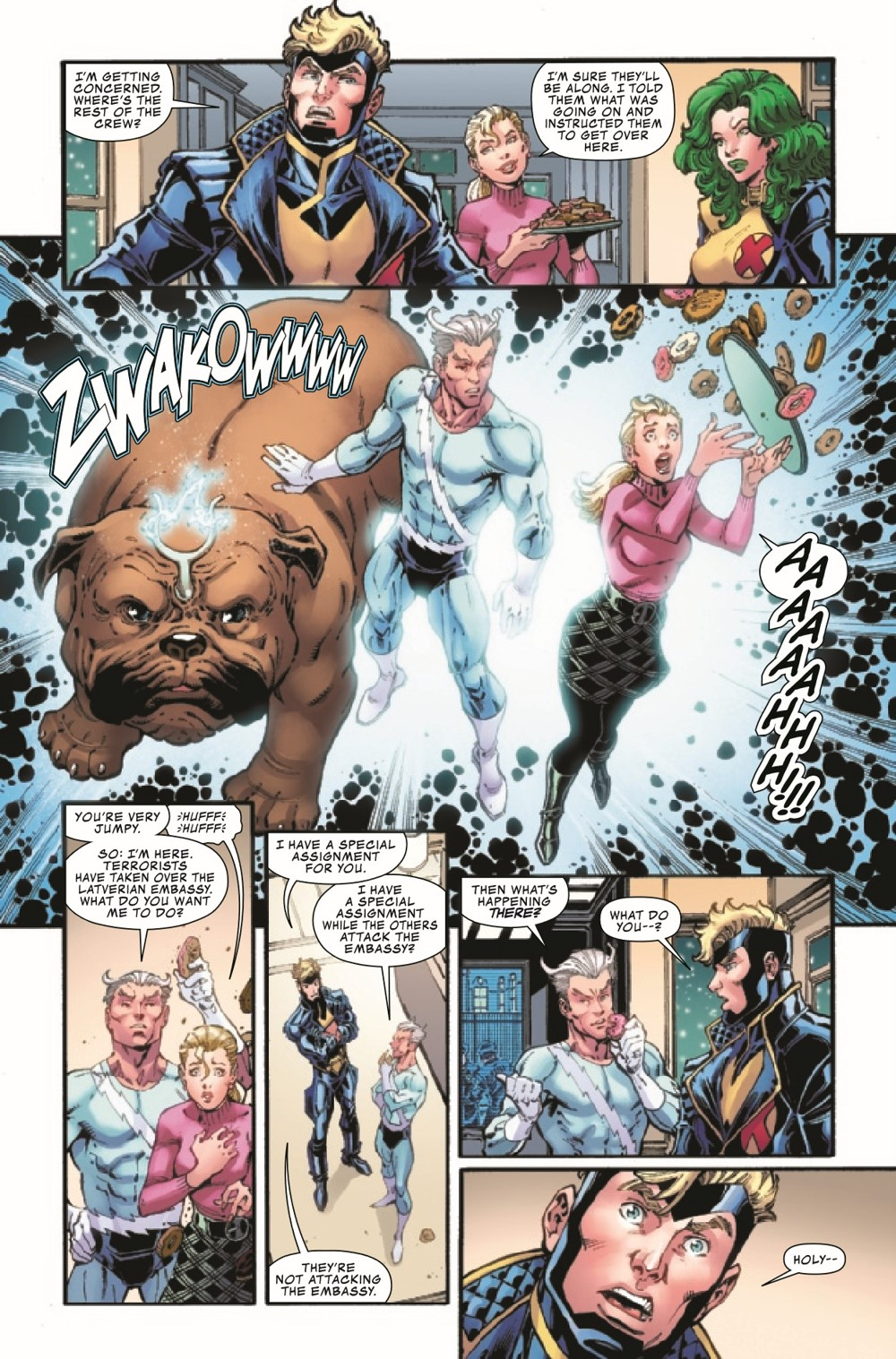 XMLEGENDS2021005_Preview-3 ComicList Previews: X-MEN LEGENDS #5