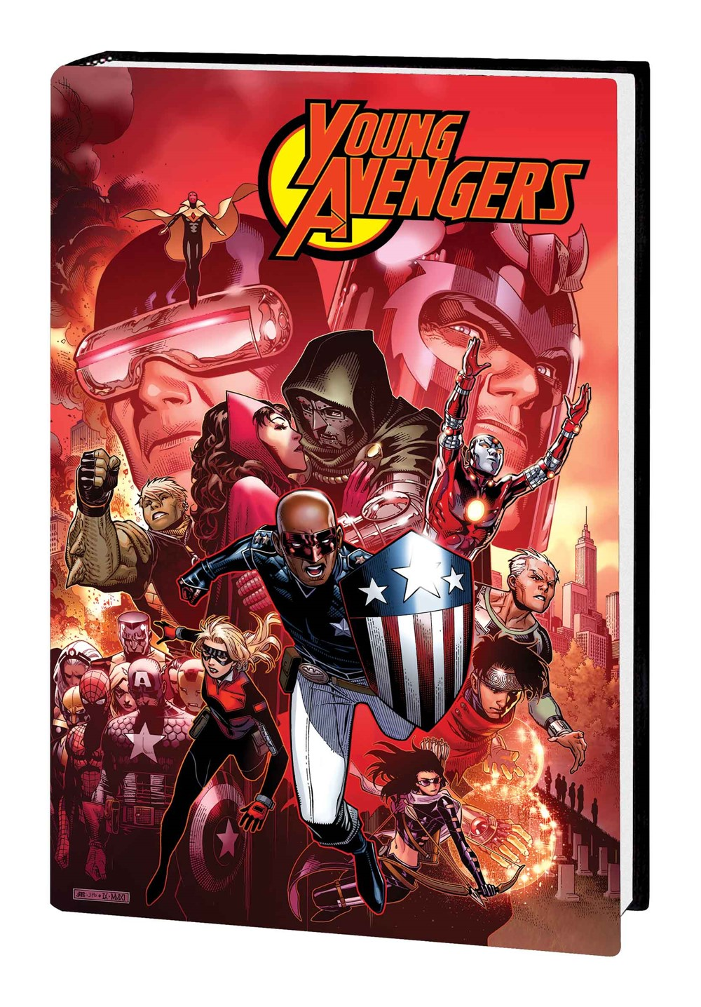 YNGAVNHCOMNIHCVAR_cover Marvel Comics October 2021 Solicitations