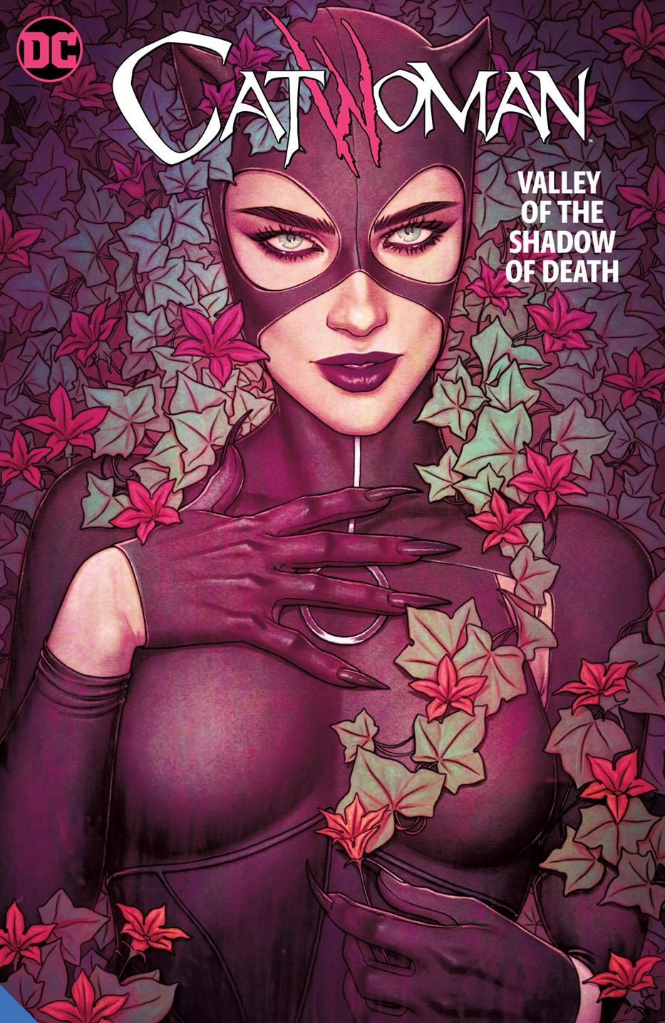 catwoman-vol5_adv DC Comics October 2021 Solicitations