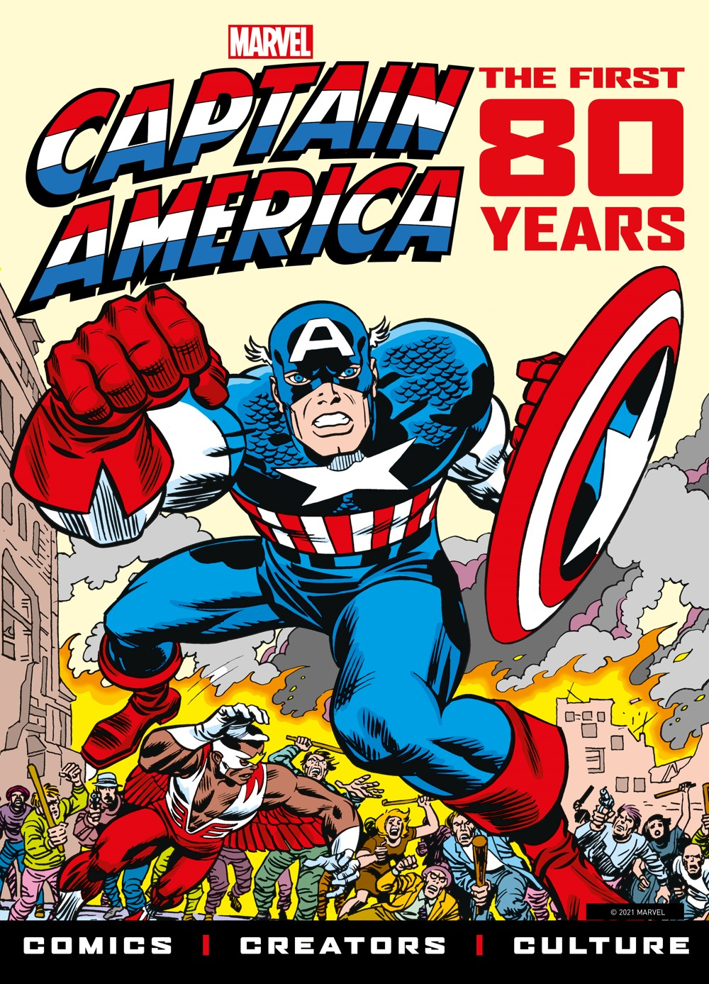 exclusive1 ComicList Previews: MARVEL COMICS CAPTAIN AMERICA THE FIRST 80 YEARS