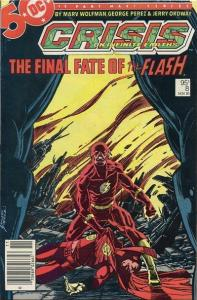 flash-197x300 Is There Value in Comic Characters' Death Issues?