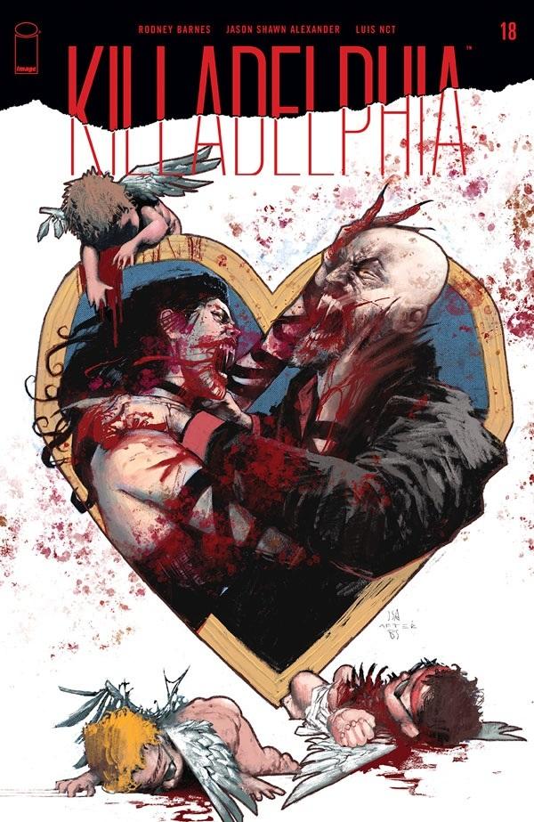 killadelphia18a Image Comics October 2021 Solicitations