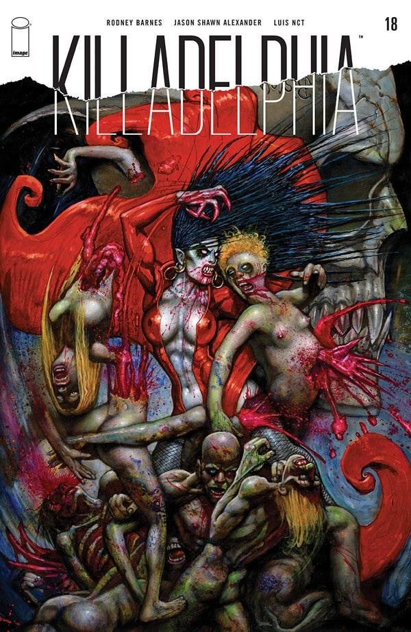 killadelphia18b Image Comics October 2021 Solicitations