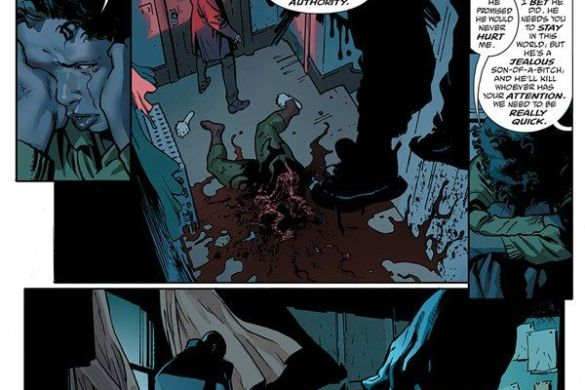 magicorder2_page08_c6815a0147f8285e3b5042ebb3626151 First Look at THE MAGIC ORDER 2 #1 from Image Comics