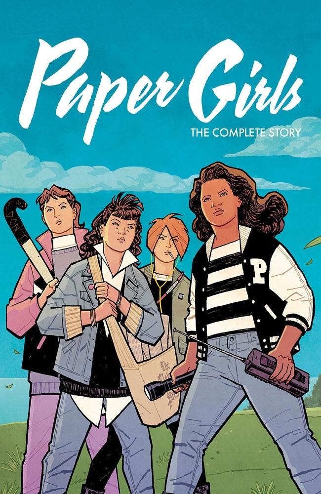 papergirls_complete_tp_web Image Comics October 2021 Solicitations