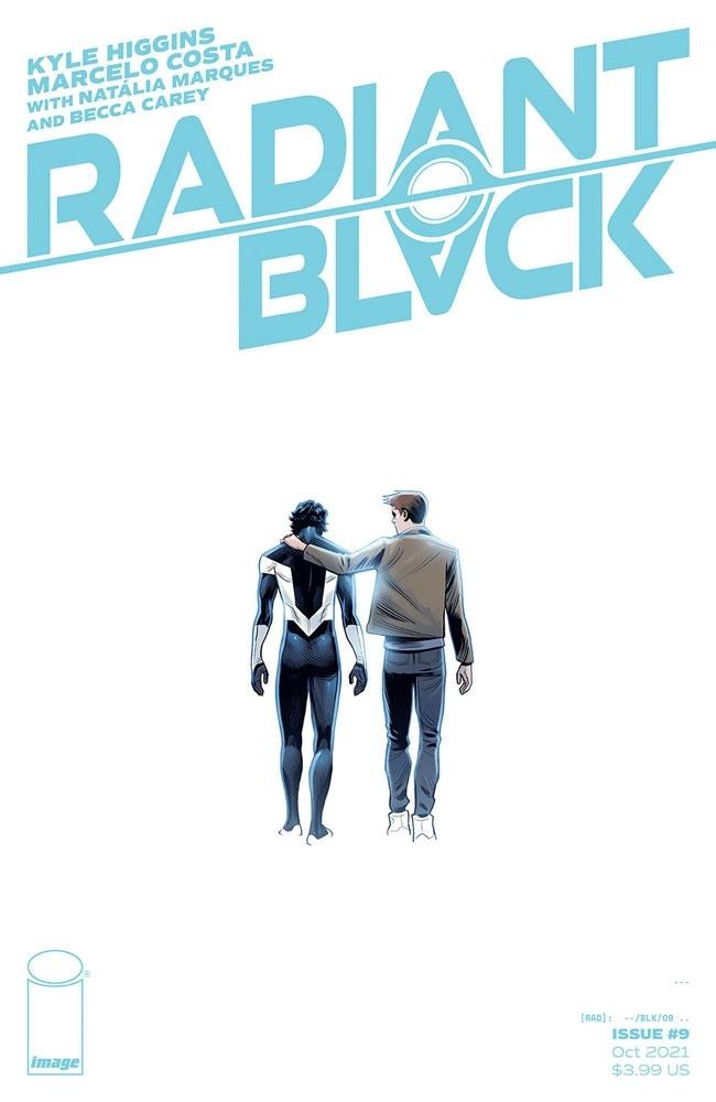 radiantblack09a_costa_web Image Comics October 2021 Solicitations
