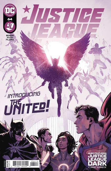 0521DC821 ComicList: DC Comics New Releases for 08/11/2021