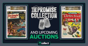 080321A-300x157 Comic Auctions 8/3: Promise Collection & Upcoming Auctions!