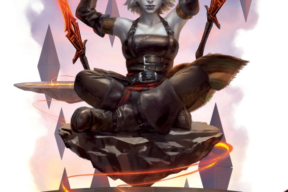 6dce21e7-b808-b9c7-8a66-7dede47b91d8 Planeswalker Tezzeret will star in MAGIC: MASTER OF METAL #1