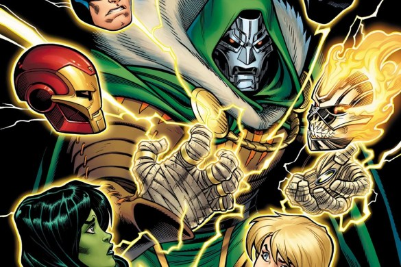 AVEN2018050_cov Jason Aaron leads a fantastic group of talent in AVENGERS #750