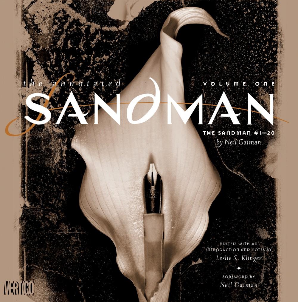 AnnotatedSandmanV1 DC Comics November 2021 Solicitations