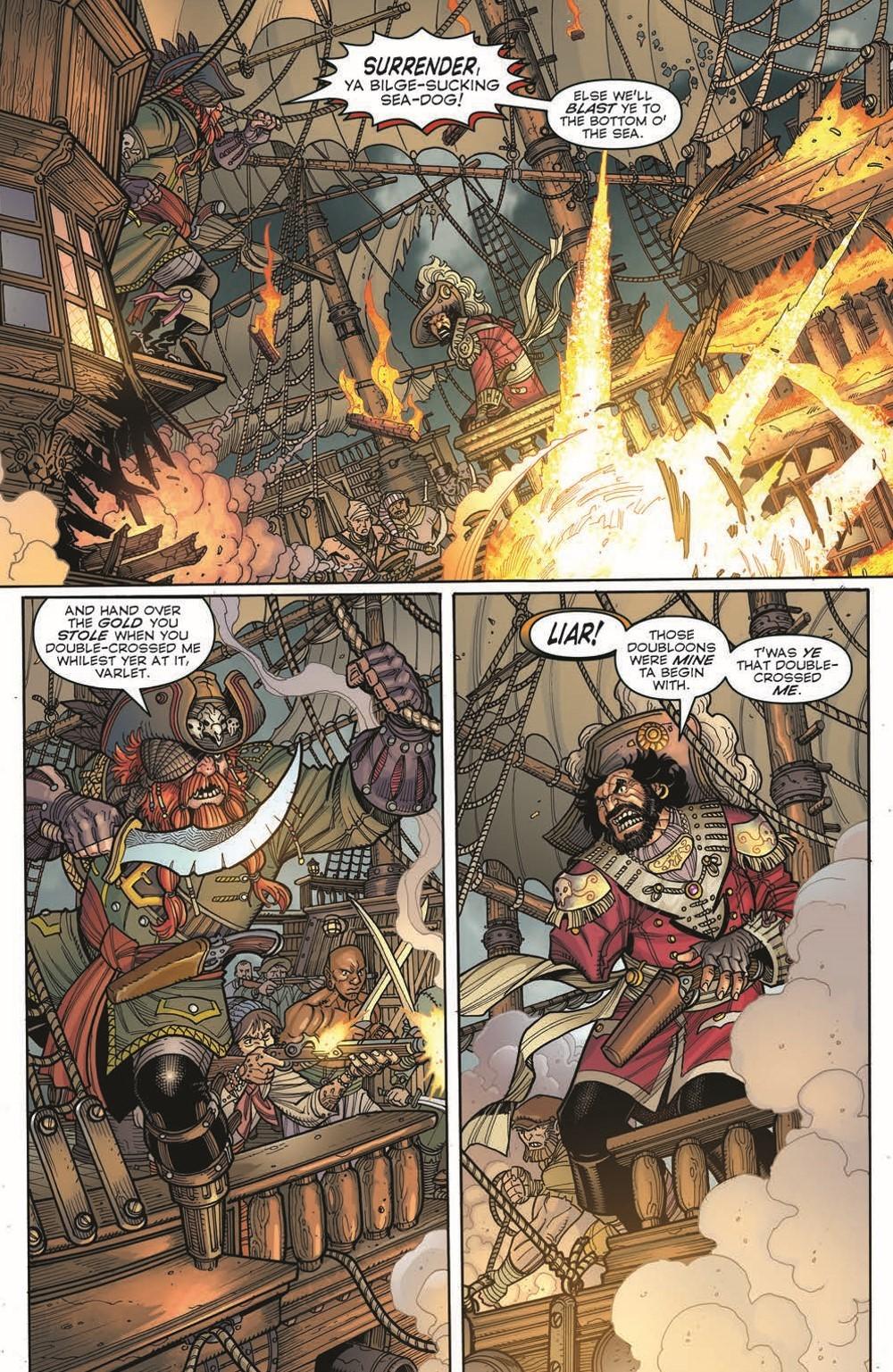 BERMUDA02_pr-4 ComicList Previews: BERMUDA #2 (OF 4)