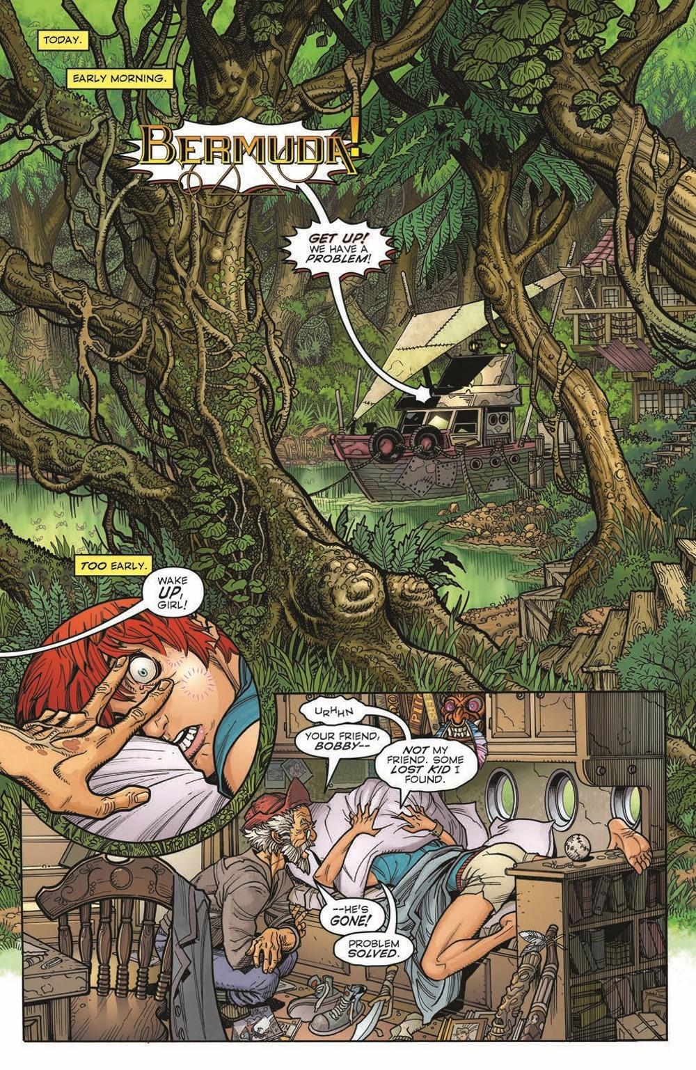 BERMUDA02_pr-6 ComicList Previews: BERMUDA #2 (OF 4)