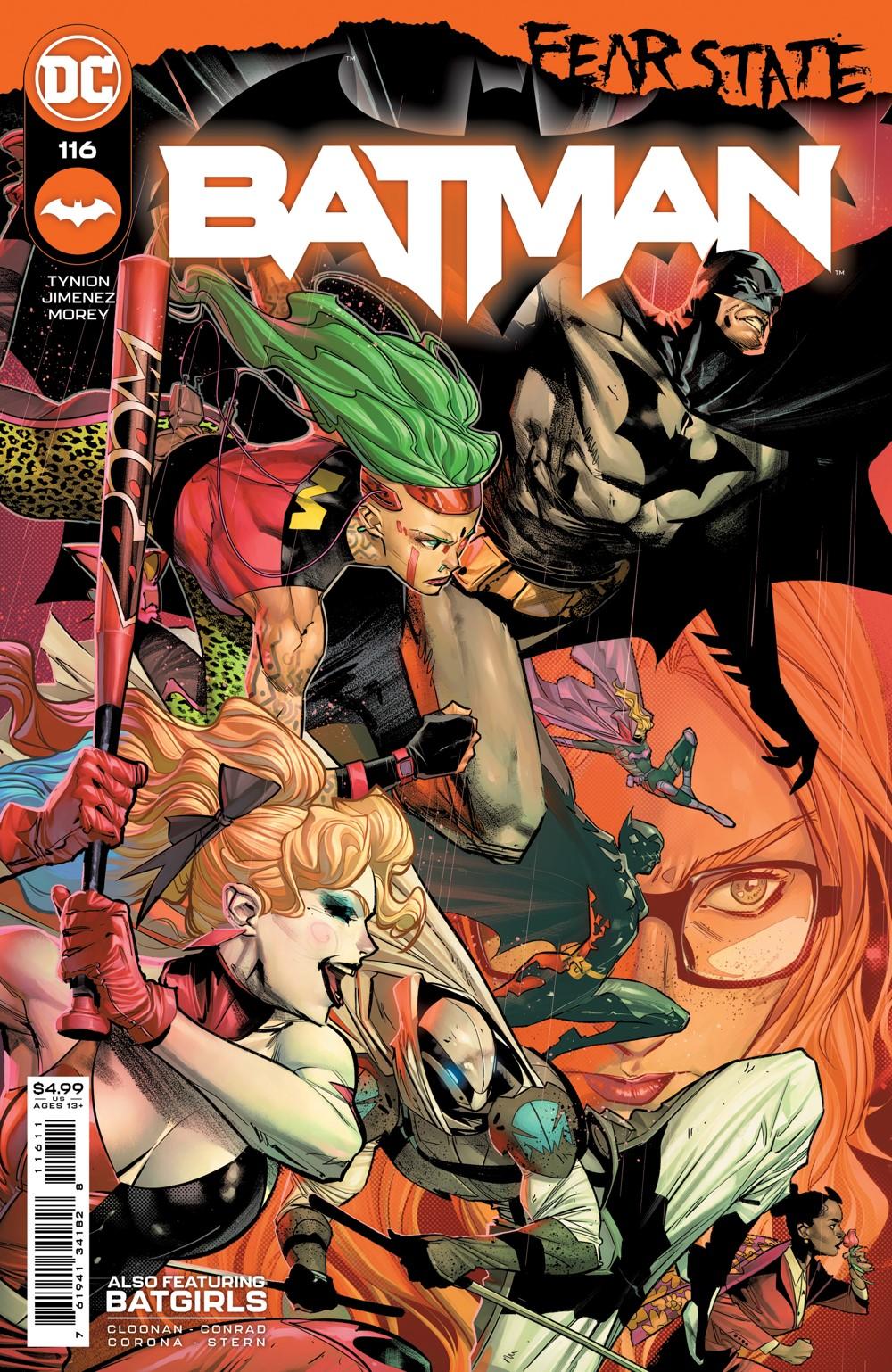 BM_Cv116 DC Comics November 2021 Solicitations