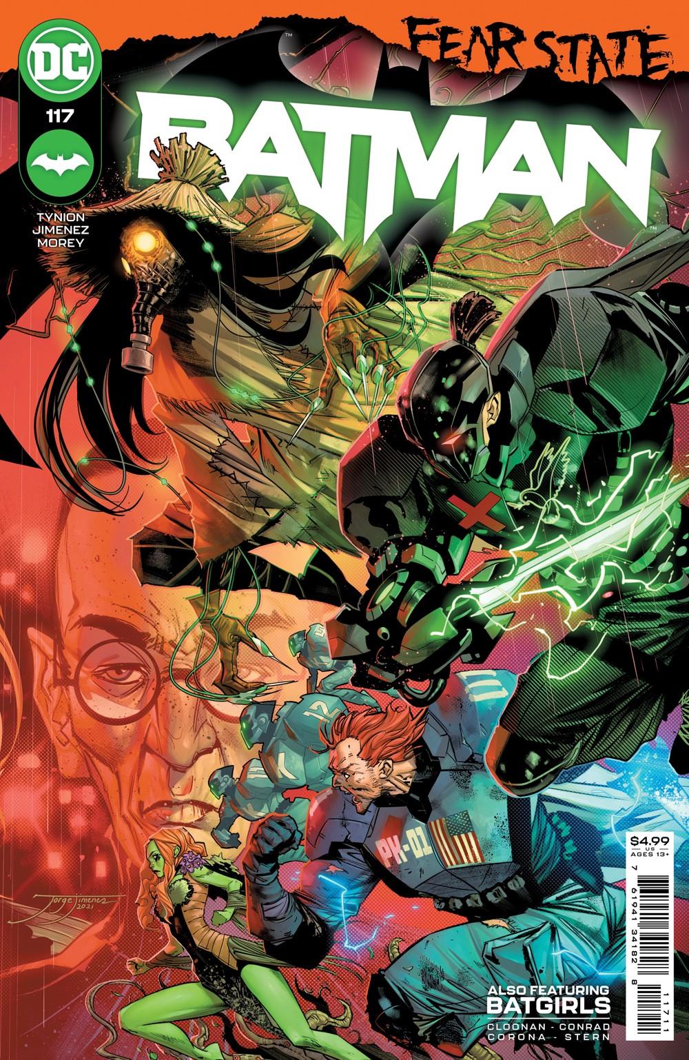 BM_Cv117 DC Comics November 2021 Solicitations