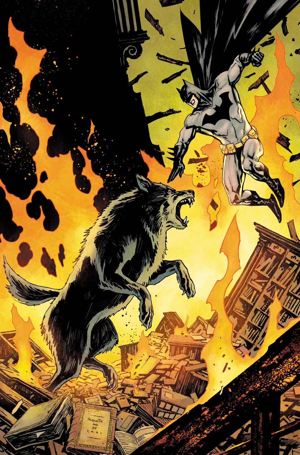 Batman_vs_BIGBY_Cv3 DC Comics November 2021 Solicitations