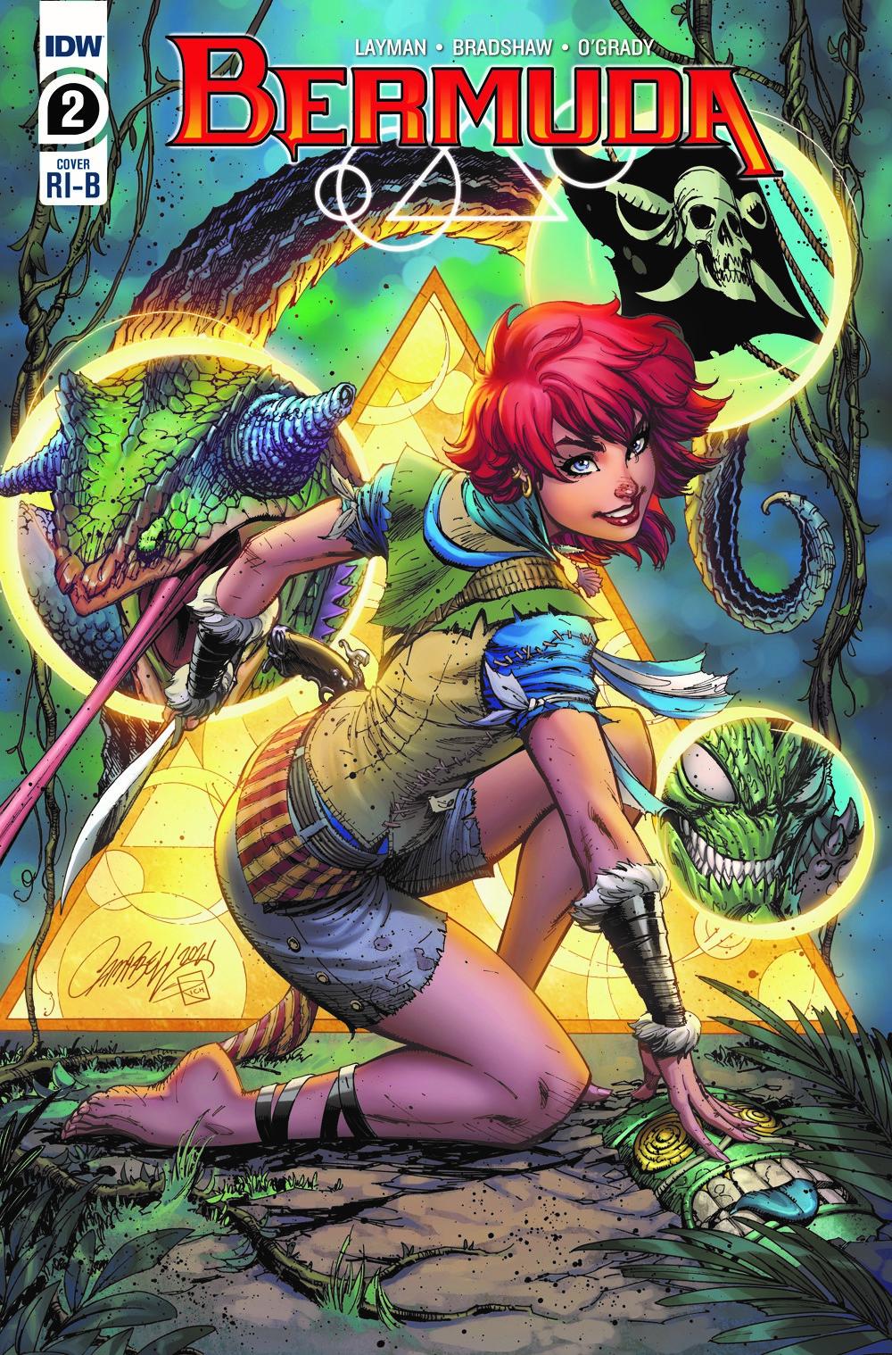 Bermuda02_CVR_RI_B ComicList: IDW Publishing New Releases for 08/18/2021