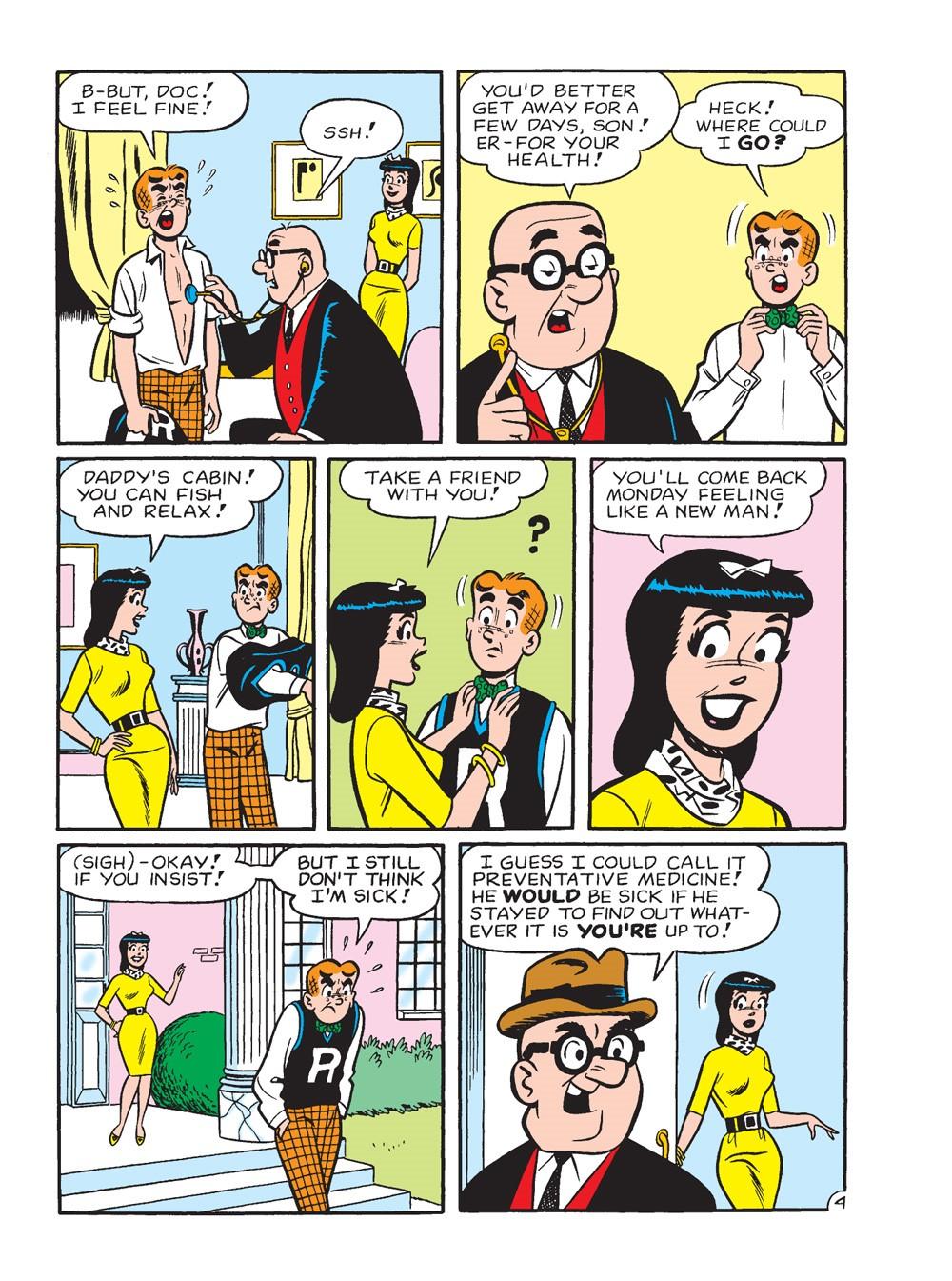 BettyAndVeronicaJumboComicsDigest_296_65 ComicList Previews: BETTY AND VERONICA JUMBO COMICS DIGEST #296